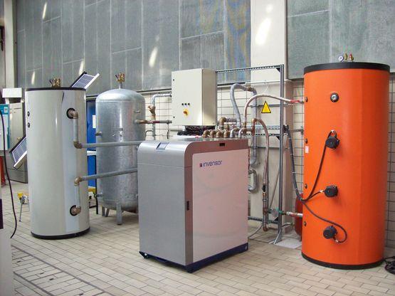 Adsorptionskältemschine
