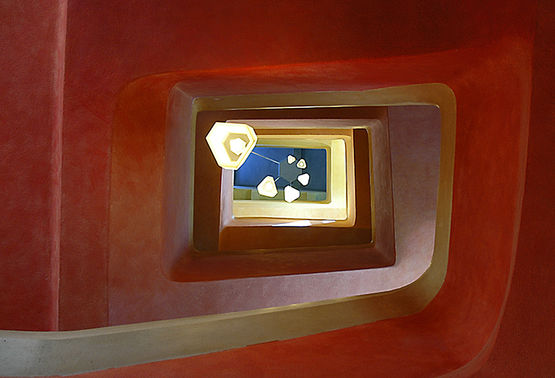 Treppenhaus Goetheanum