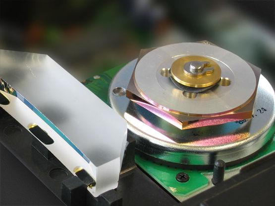 Optische Techniken in der Mechatronik