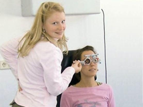 Augenglasbestimmung