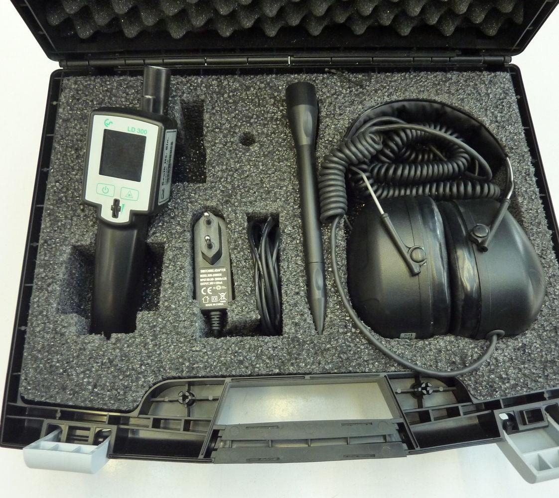 Ultraschall Leckortungsgerät