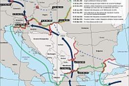 Einfluss politischer Entscheidungen auf Migrationsströme in Europa – am Beispiel der Balkanroute von 2015 bis 2016