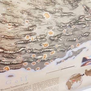 Die Salzgletscher des östlichen Zagros-Gebirges im Iran
