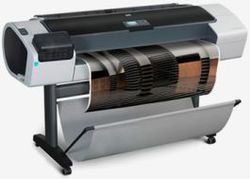 Hp Designjet T1200 PS