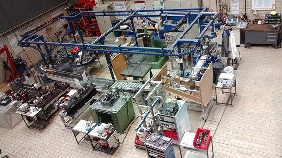 Produktionslabor