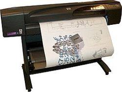 HP Designjet 800 PS 42