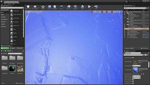 Tutorial Geländemodelle in die Unreal Engine einladen