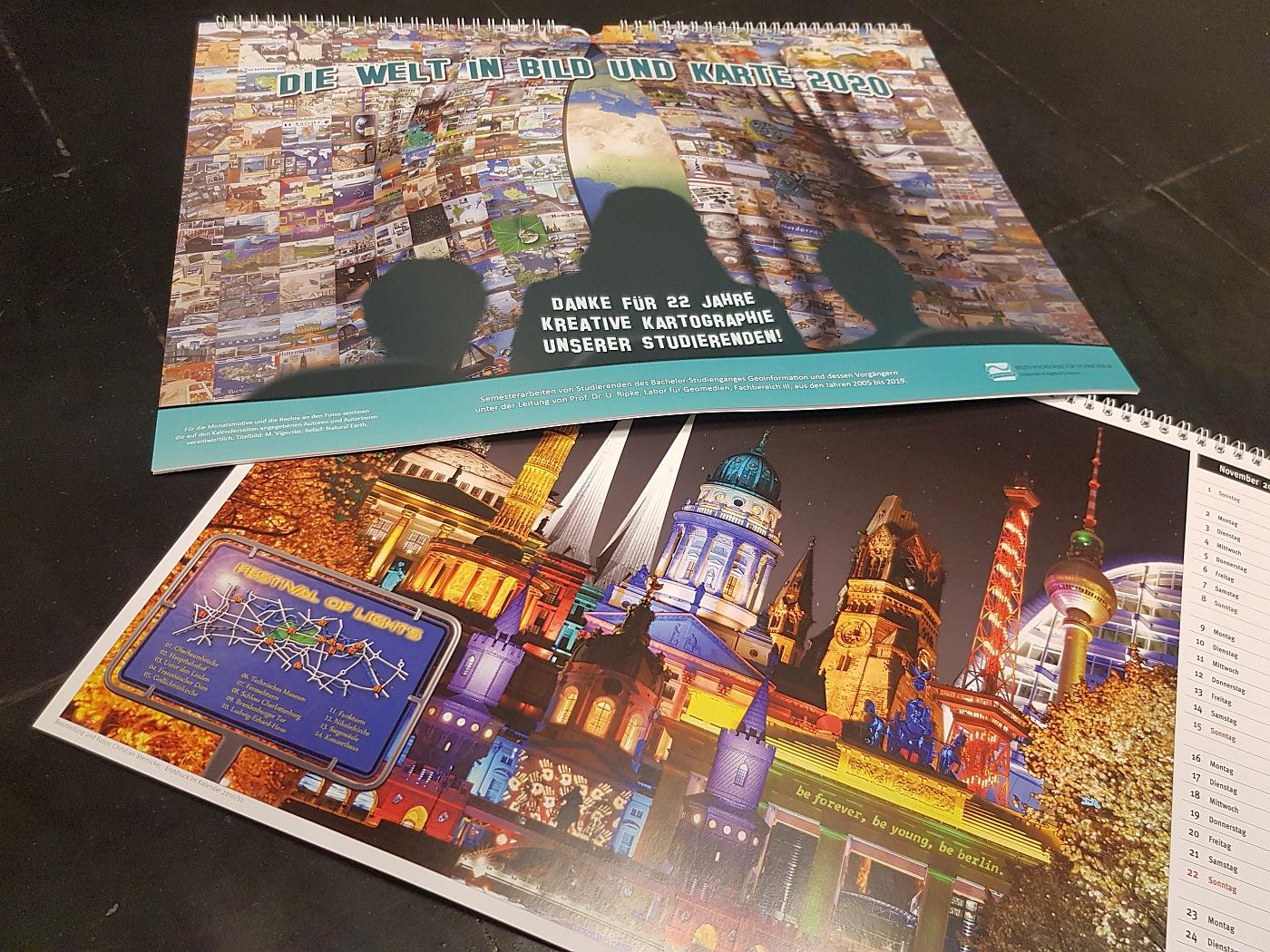 Die Welt in Bild und Karte 2020/21